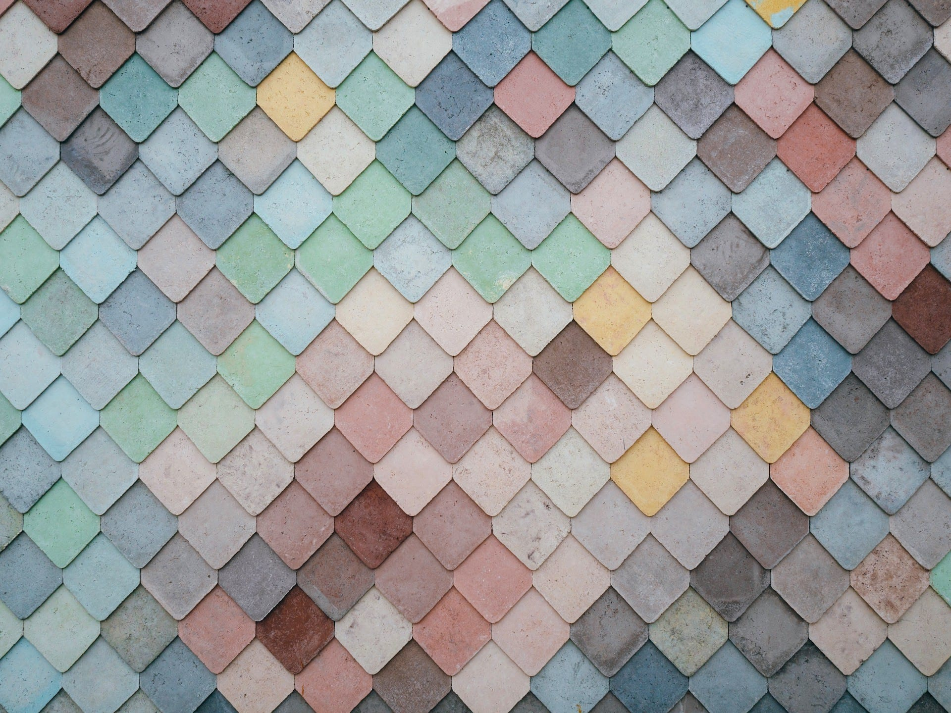 Effects Of Floor Tile Sizes And Shapes On The Room Space