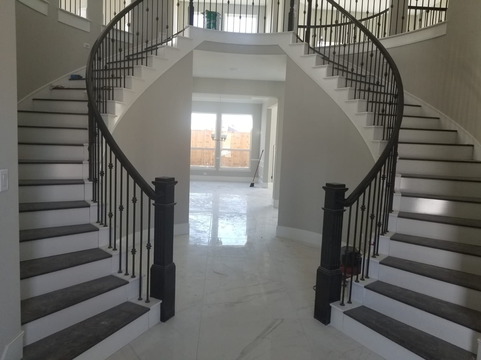 Flooring Company Stairway Project