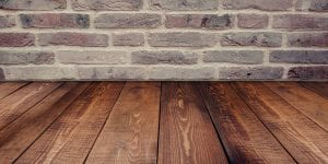 Squeaky wood floors