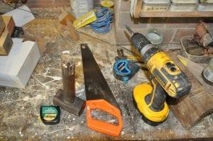 universal flooring tools