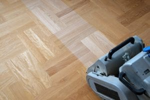 Sanding Solid Engineered Hardwood Floor How And How Often
