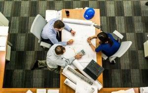 Office Flooring Idea