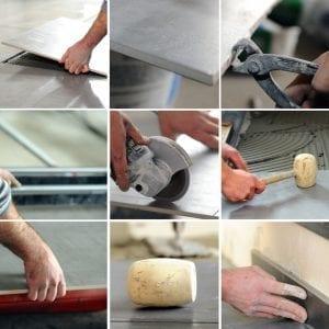 tile flooring tools