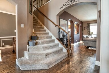 Are You Redoing Your Stairs Best Flooring Options For Stairs