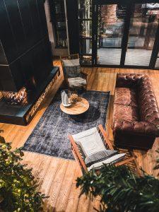parallel flooring design
